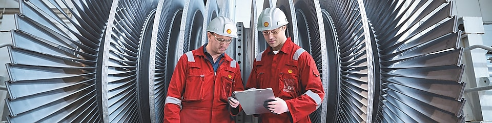 Shell Turbo - Dầu tuabin