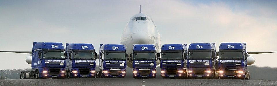 Công ty Cranleigh Freight Services, Anh